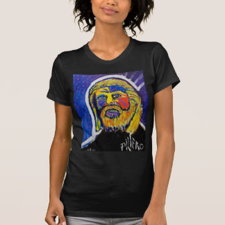 Lion in Winter by Piliero T-Shirt