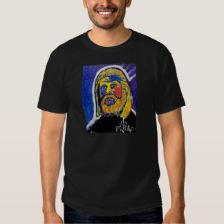 Lion in Winter by Piliero T-shirts