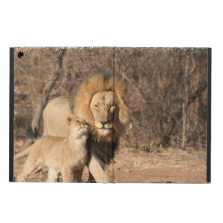 Lion Case For iPad Air