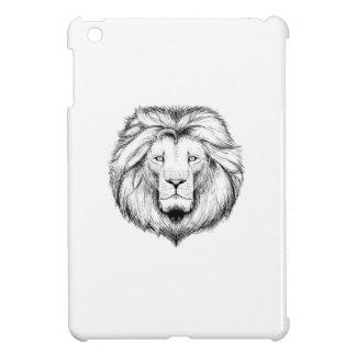 Lion iPad mini covering iPad Mini Cases