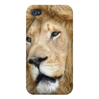 lion iPhone 4 case