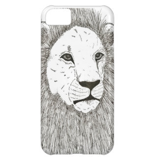 Lion iPhone 5c Case