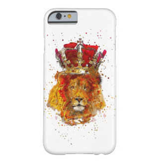 Lion iphone 6/6s case Lion Barely There iPhone 6 Case