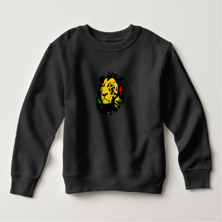 LION JAMAICAN LOOK SWEATSHIRT