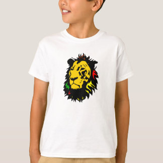 LION JAMAICAN LOOK T-Shirt