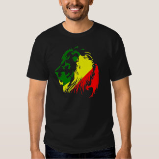 LION Jamaican STYLE Tee Shirts