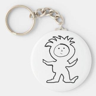 Lion Jammies Kid Keychains