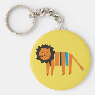 Lion, Key Ring