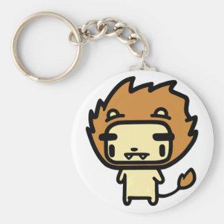 Lion Key Ring
