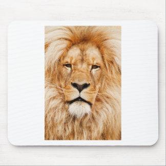 Lion King Of The Jungle Face Safari Africa Mousepad