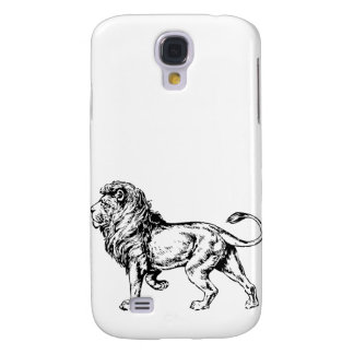 Lion - King of the Jungle Galaxy S4 Case