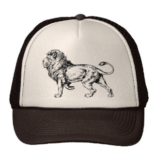 Lion - King of the Jungle Hat