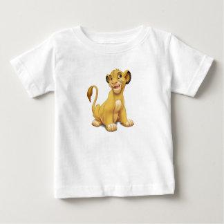 Lion King Simba cub playful Disney Baby T-Shirt