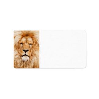 Lion Labels