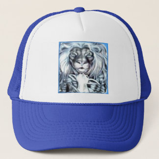 Lion Lamb Trucker Hat