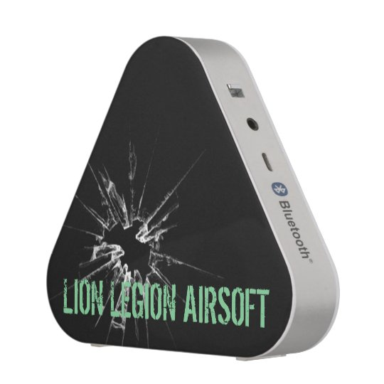 Lion Legion Airsoft Speaker!
