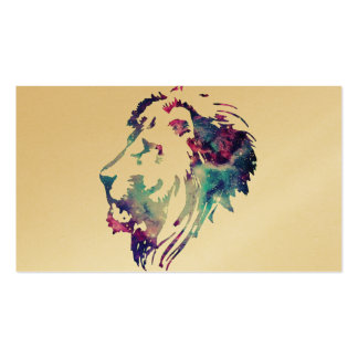 LION LIFE PACK OF STANDARD BUSINESS CARDS