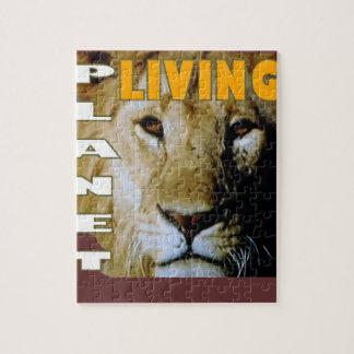 Lion Living planet Jigsaw Puzzle