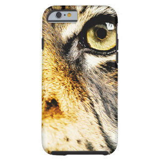 Lion Look Tough iPhone 6 Case