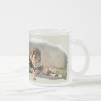 Lion Lovers Art Gifts Mug