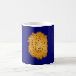 Lion Löwenkopf lion head Mug