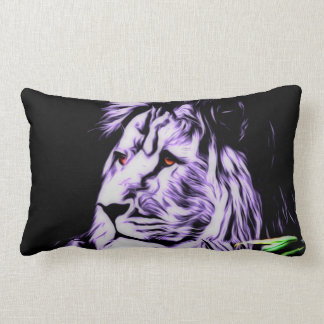 Lion Lumbar pillow