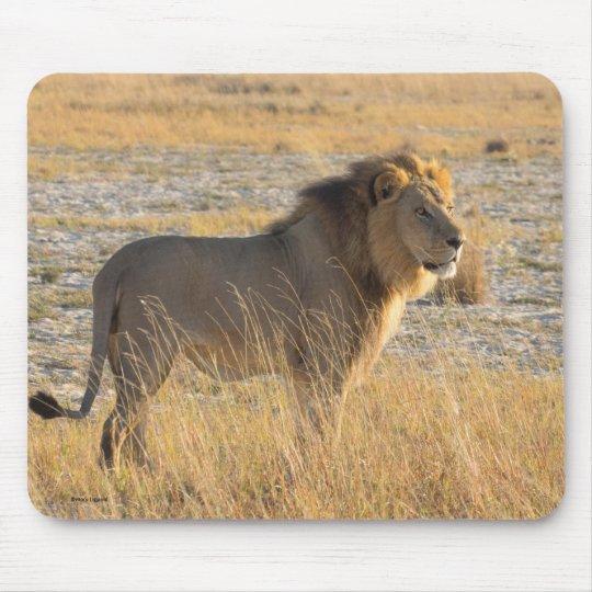 LION MALE MOUSEPAD