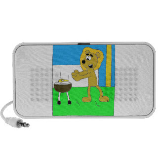 Lion Meal Travel Speakers