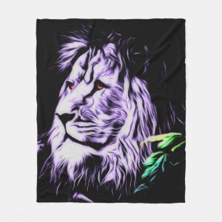 Lion medium blanket