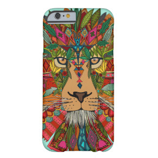 lion mint barely there iPhone 6 case