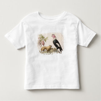 Lion monkey and condor, native to Chile or Ecuador Toddler T-Shirt