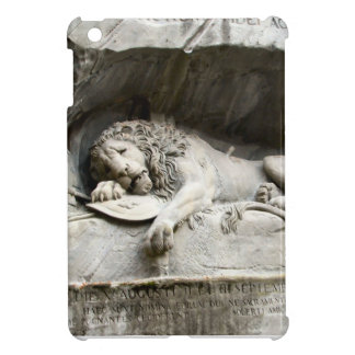 Lion Monument, Lucerne Cover For The iPad Mini