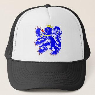 Lion of Bruges Trucker Hat