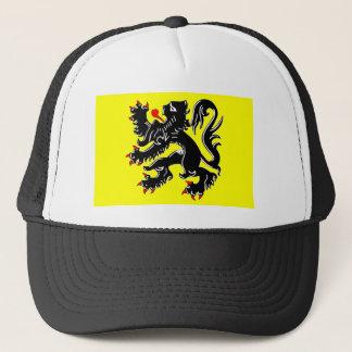 Lion of Flanders Leeuw van Vlaanderen Trucker Hat