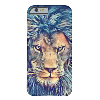 Lion of God Oil Painting iPhone 6/6s Case