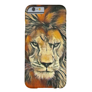 Lion of God Oil Pastel Art iPhone 6/6s Case
