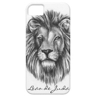 Lion of Judá iPhone 5 Cover
