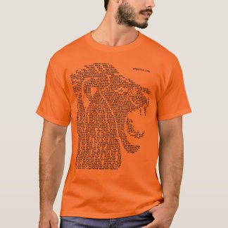 Lion of Judah and Samak Light T-Shirt