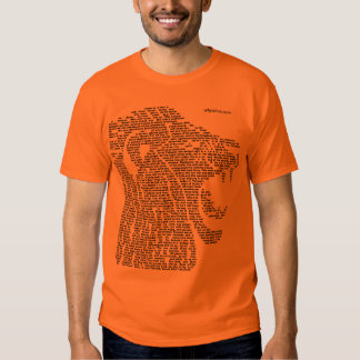Lion of Judah and Samak Light Tee Shirt