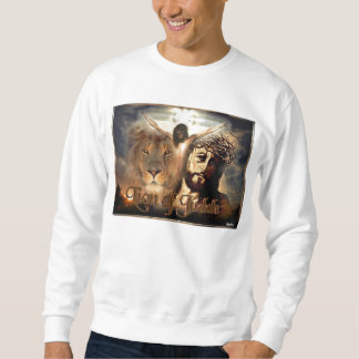 Lion of Judah Basic Sweatshirt 1