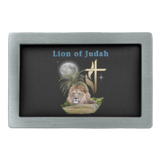 Lion of Judah Belt Buckles