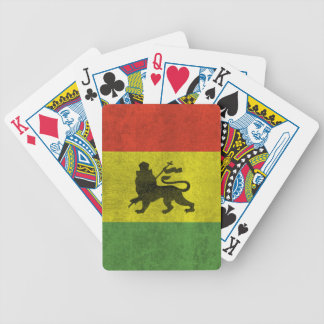 Lion of Judah Bicycle Playing Cards