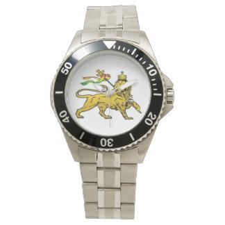 Lion of Judah, Ethiopia, Ethiopian, Rastafarian Watch