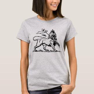 Lion OF Judah - Ethiopia - Reggae - Rasta shirt