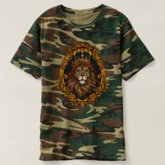 Lion OF Judah - Haile Selassie - Jah Army - shirt