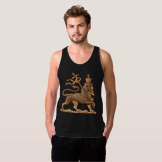 Lion OF Judah - Haile Selassie - Jah - tank Top