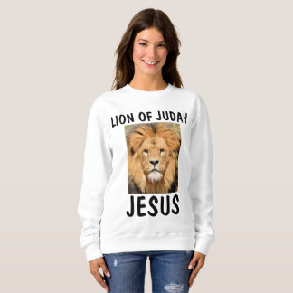 LION OF JUDAH JESUS T-shirts & sweatshirts