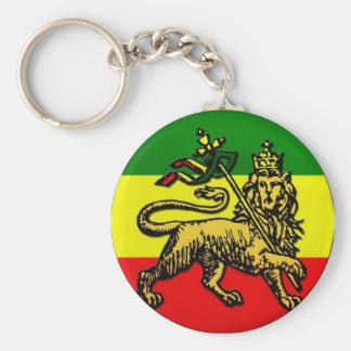 Lion of Judah Key Ring