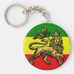 Lion of Judah Keychains