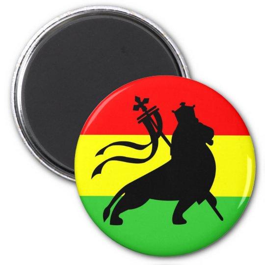 Lion of Judah magnet